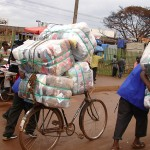 Kampala - solving transport problems