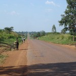 Road to Gulu